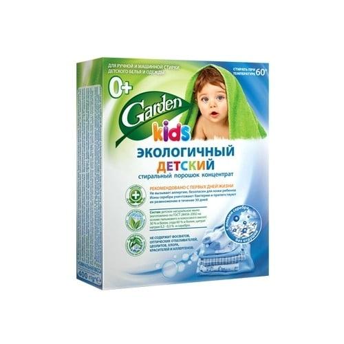 Экологичный детский стиральный порошок Garden kids