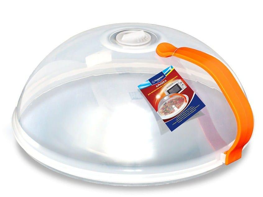 Брендовая пластиковая посуда для СВЧ