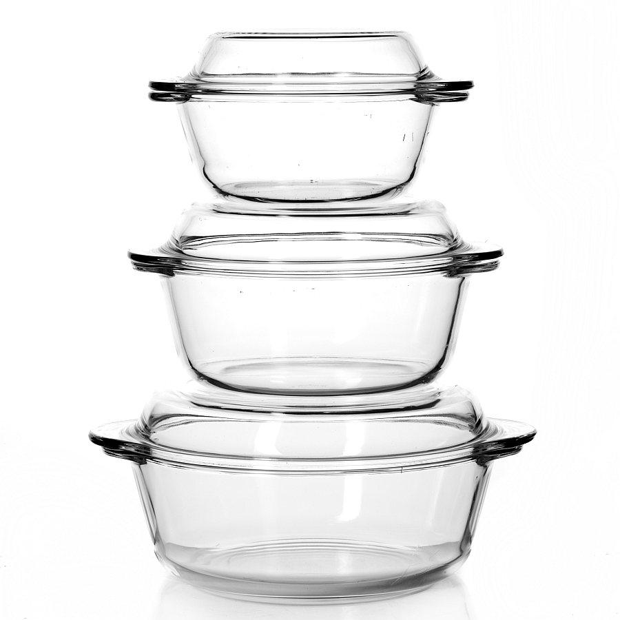Стеклянная посуда для СВЧ