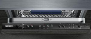 Установка посудомоечной машины Siemens