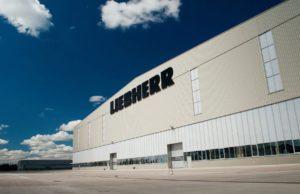 Производственные мощности Либхер