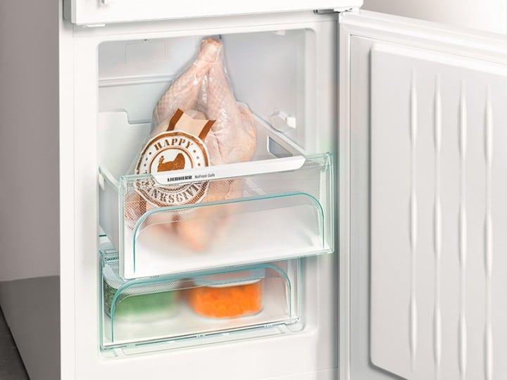 Удобный полочки холодильника Либхер