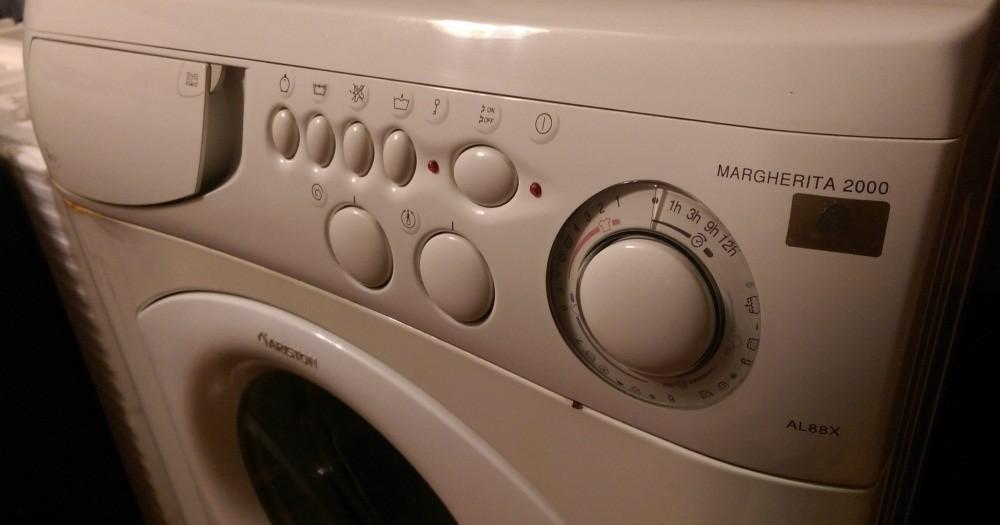 Панель управления стиральной машиной Аристон Маргарита 2000