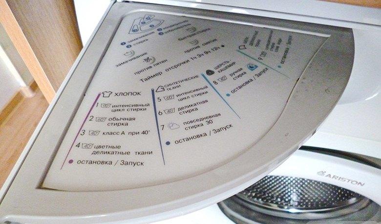 Распределитель моющих средст