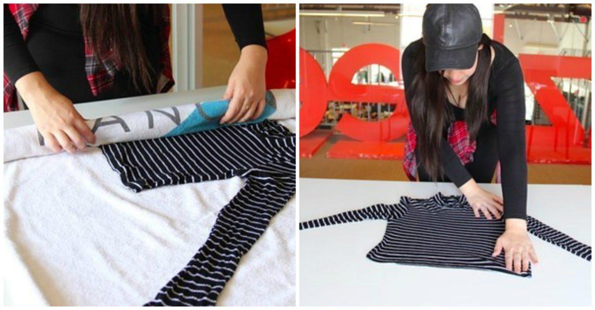 Восстановление размера одежды