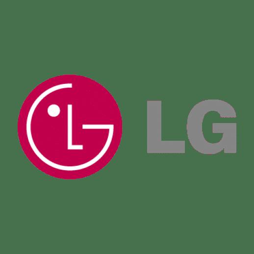 Официальный логотип компании LG