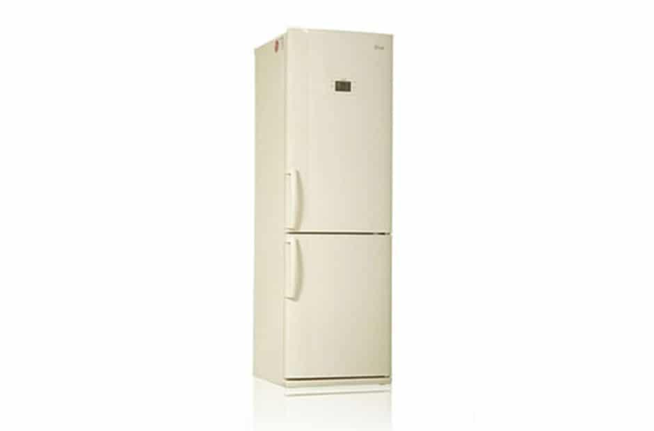 Внешний вид холодильника LG GA B409UEQA