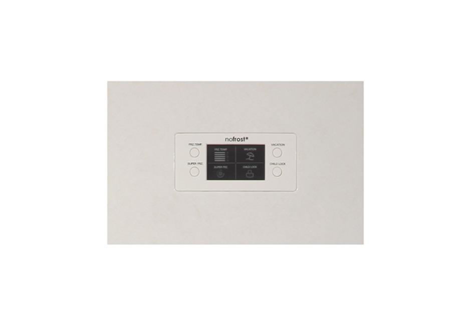 Удобная панель управления холодильником LG GA B409UEQA