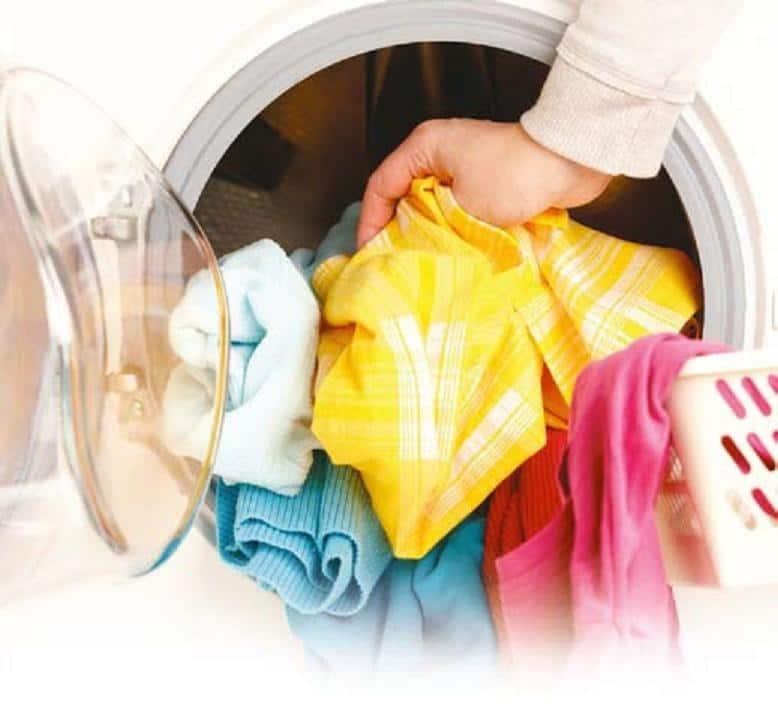 Спешка часто приводит к попаданию в СМА посторонних вещей с одеждой