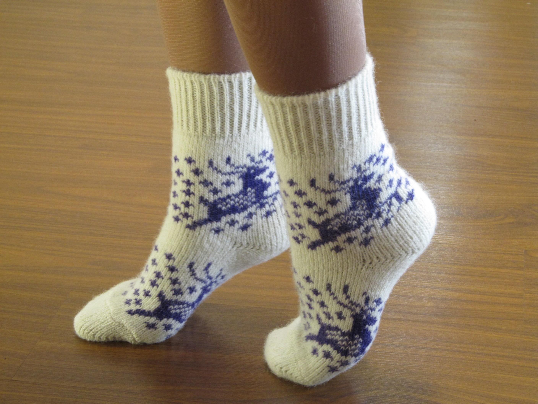 Шерстяные носки требуют особого ухода и условий стирки