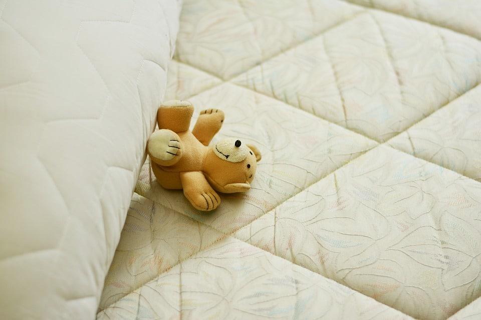 Подушка и матрац после стирки