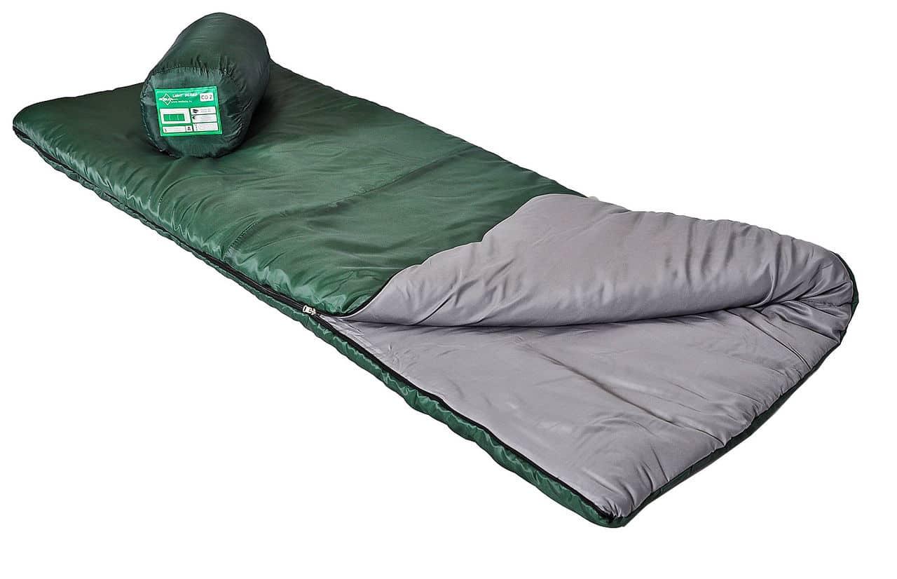Стандартный спальный мешок