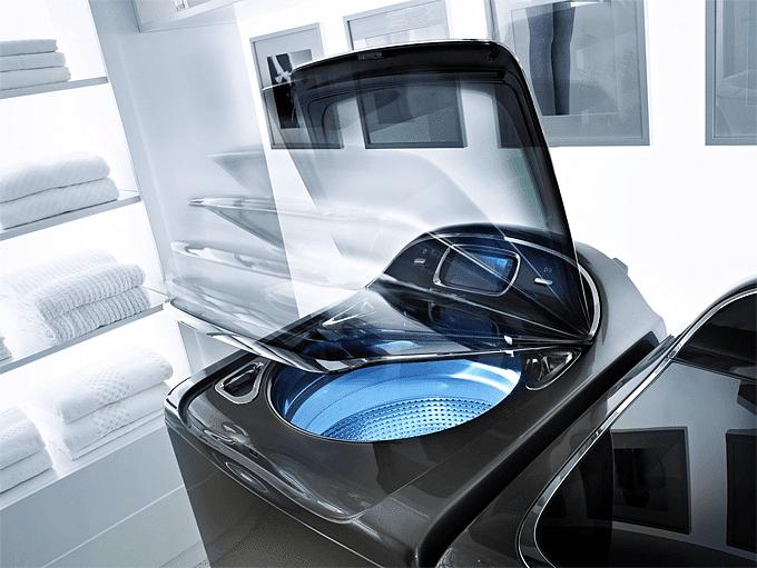 Активаторная воздушно-пузырьковая стиральная машина