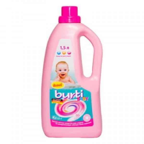 Гель для детских вещей Burti Baby Liquid