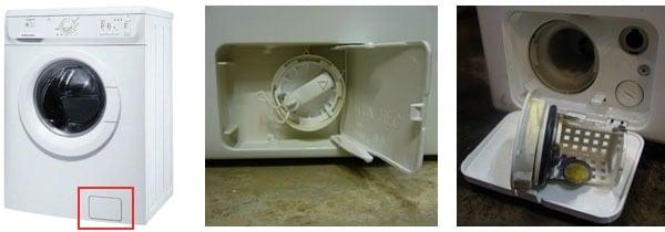 Нахождение и устройство дренажного фильтра