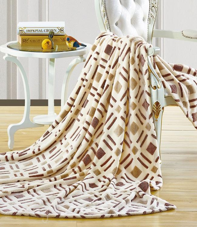 Плед из бамбукового волокна