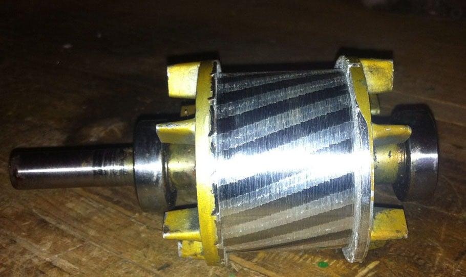 Ротор мотора СМА