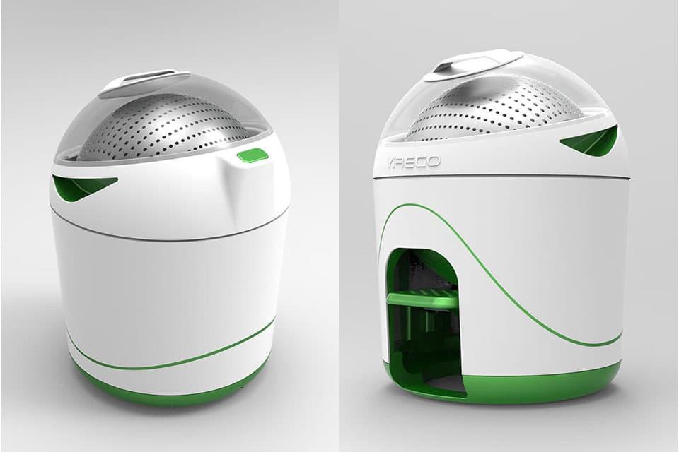 Ножная стиральная машина Drumi от Yirego