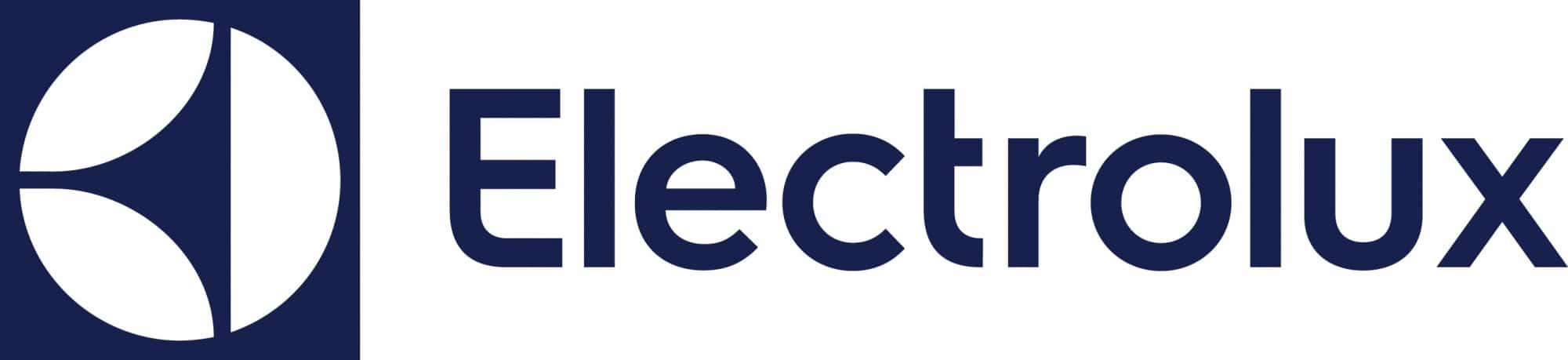 Официальный логотип Электролюкс