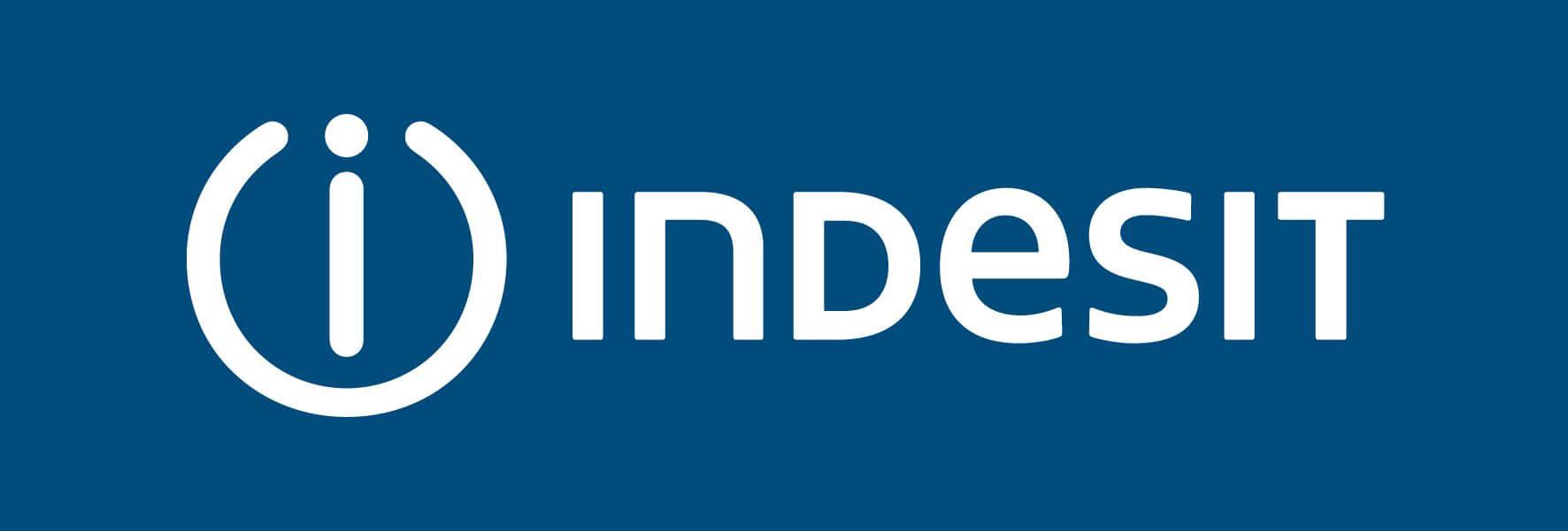 Официальный логотип бренда Индезит