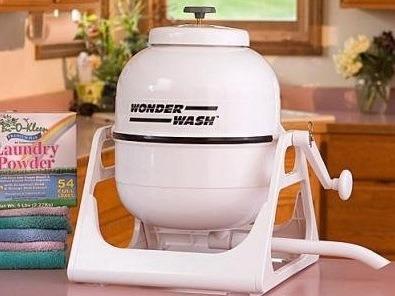 Ручная стиральная машина Wonderwash