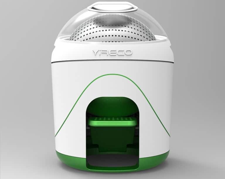 Педальная стиральная машина