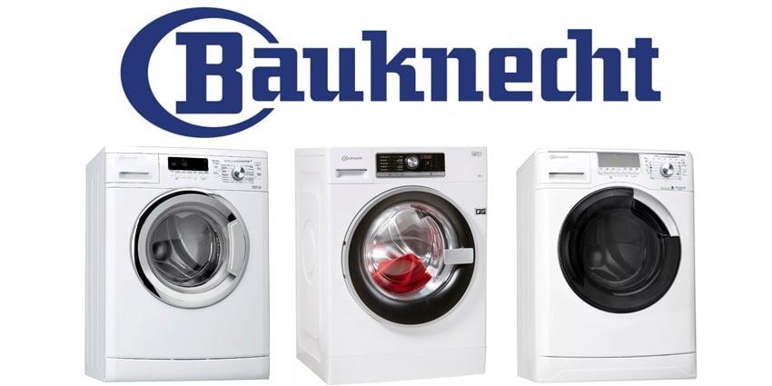 Логотип и модели Bauknecht