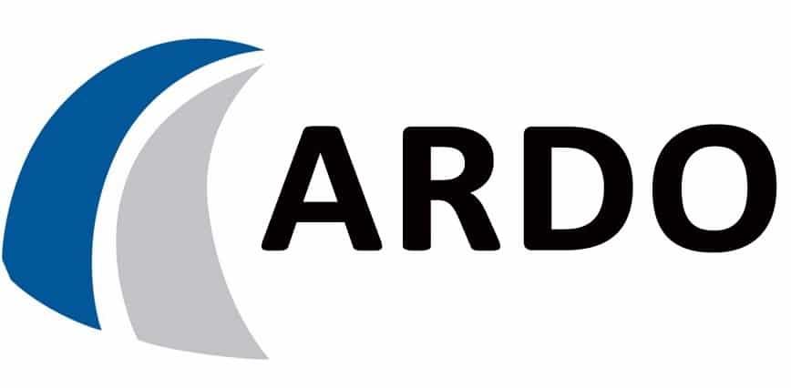 Официальный логотип бренда Ардо