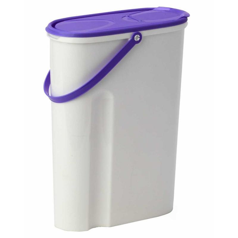 Пластиковый контейнер для стирального порошка