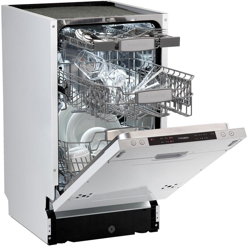 Стандартная модель посудомоечной машины