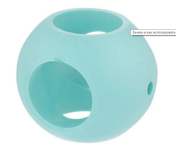 Магнитный шар для стирки