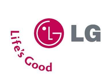 Официальный логотип LG