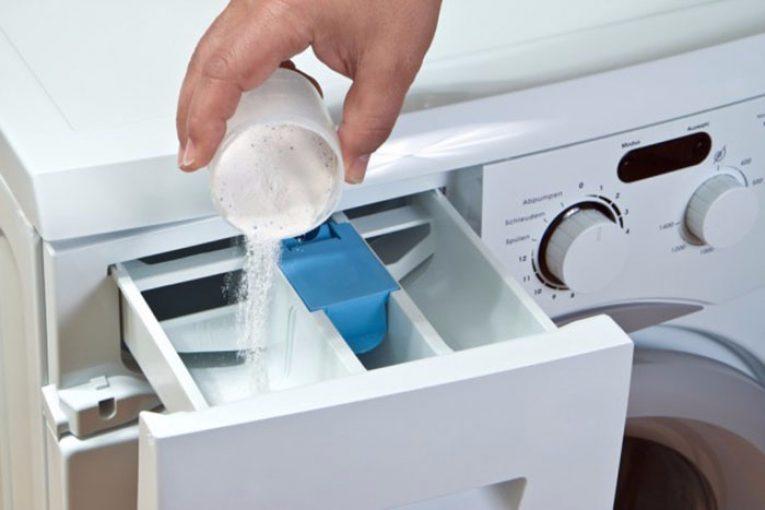 Дозировка добавок в лоток моющих средств СМА