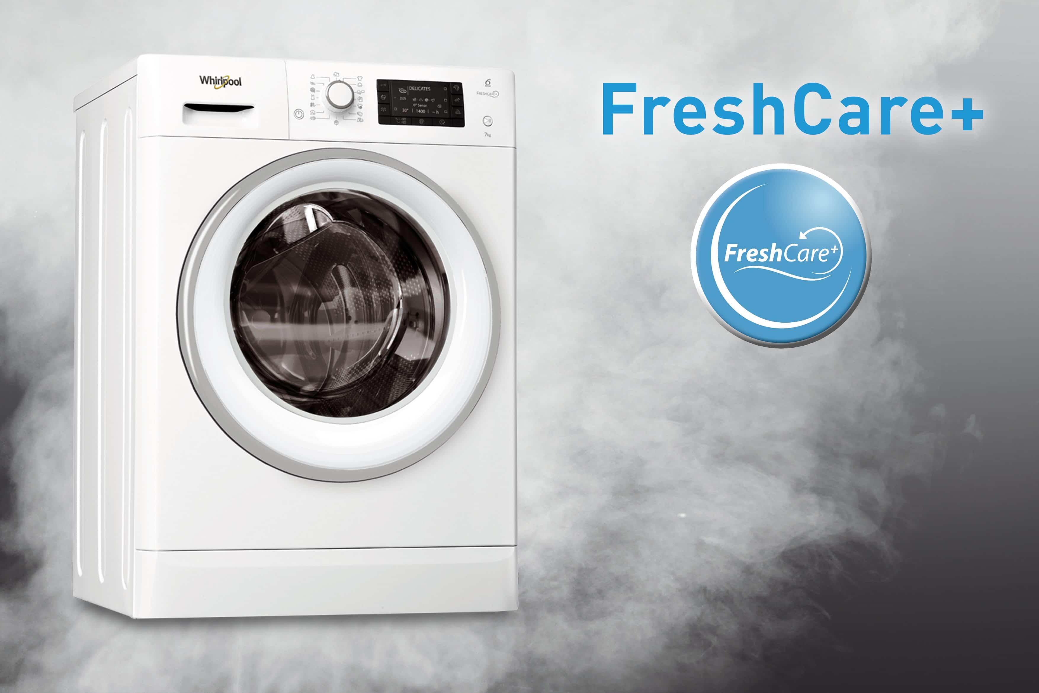 СМА Вирпул стехнологией FreshCare+