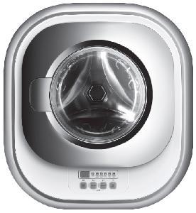 Настенная стиральная машина Daewoo Electronics DWD-CV701 PC