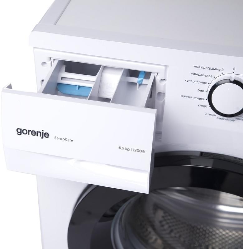 Дозировочный лоток стиральной машины Горенье