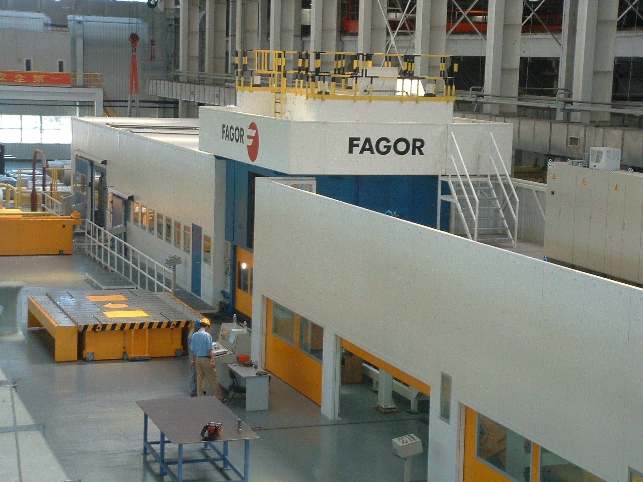 Производственные мощности Фагор