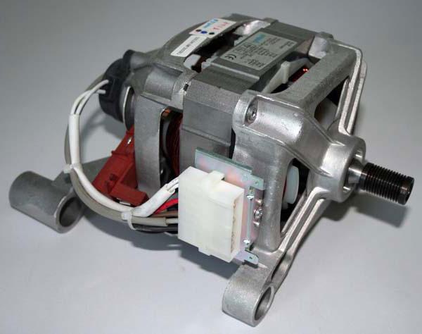 Двигатель СМА коллекторного типа