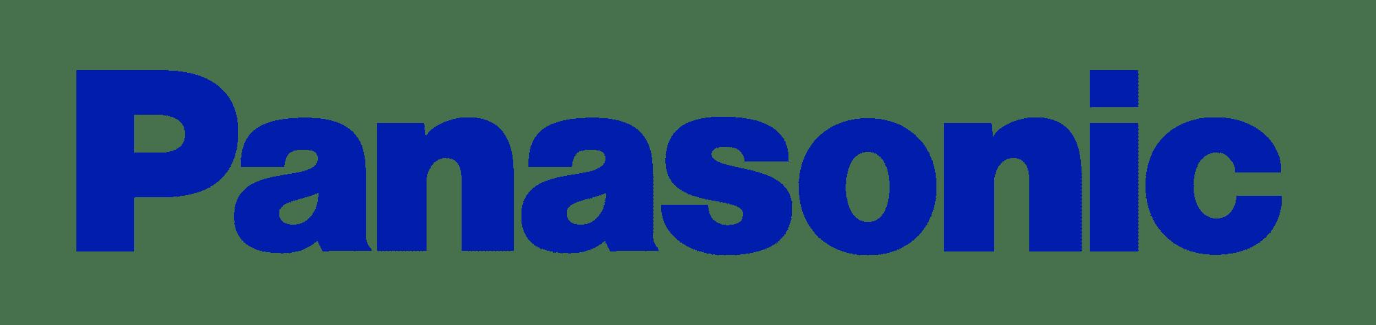Официальный логотип Panasonic