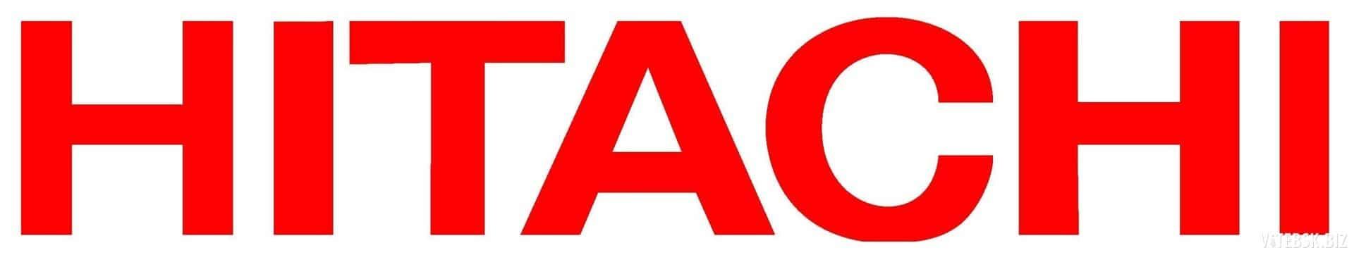 Логотип бренда Хитачи