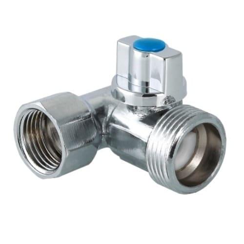 Угловой кран для водопровода