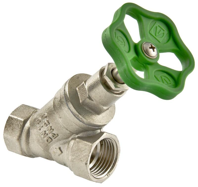 Типовой проточный вентиль для воды