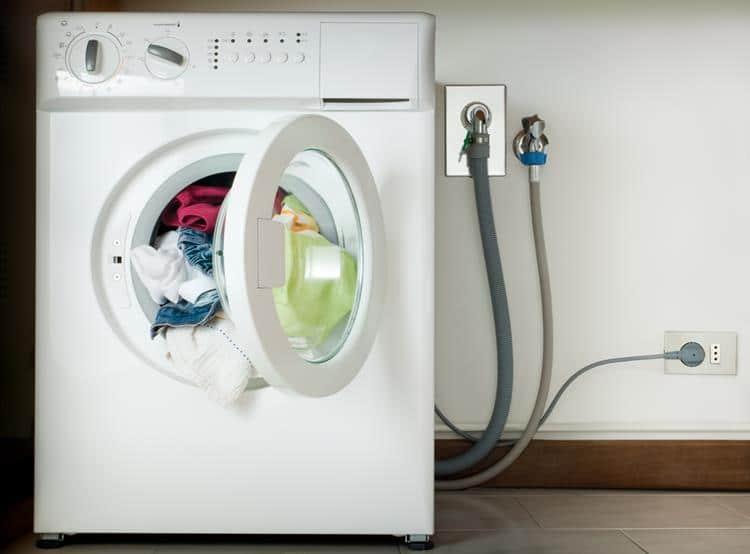 Коммуникации стиральной машины