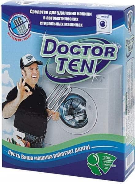Средство для химической чистки Доктор ТЭН