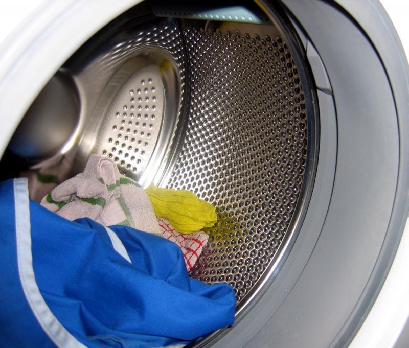 Мытье бака СМА