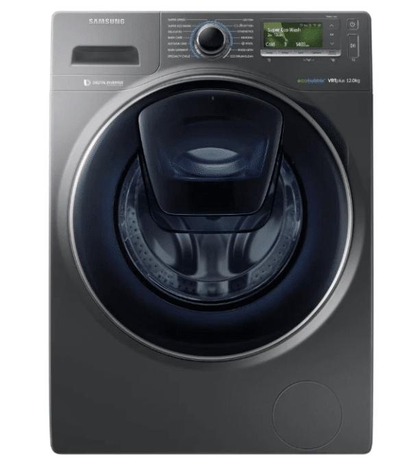 Вместительная модель Samsung WW12K8412OX