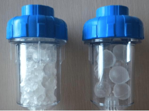 Внешний вид солевого фильтра