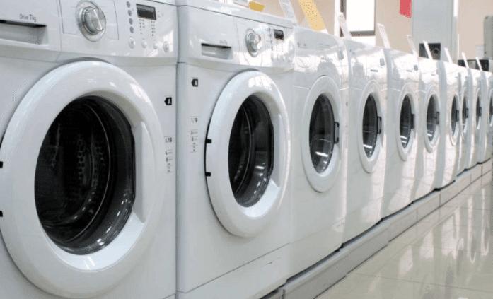Собранные стиральные машины-автомат