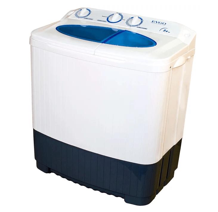 Полуавтоматическая стиральная машина Evgo WS-70PET