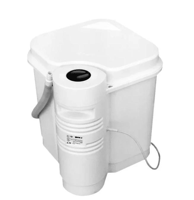 Примитивная стиральная машина активаторного типа «Фея СМ-2»